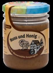 Nuss und Honig